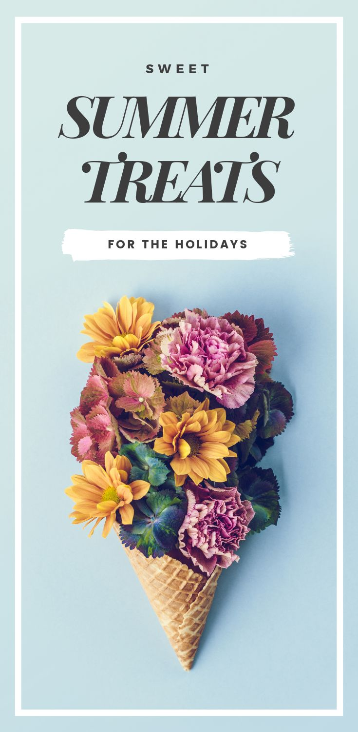 "Summer Treats Template: Hack Visual Design Series"": Pinterest Templates 10 Ways"