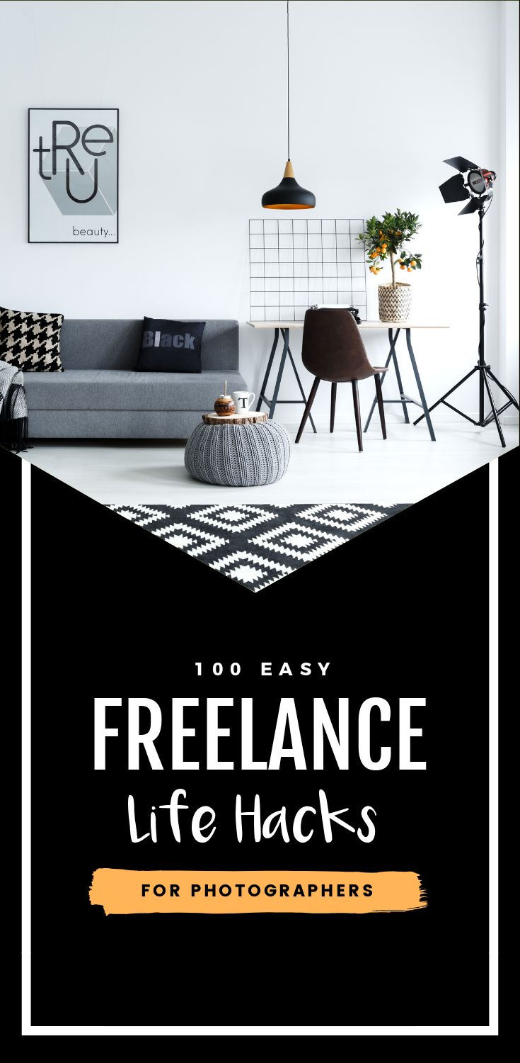 "Freelance Life Hacks: Hack Visual Design Series"": Pinterest Templates 10 Ways"