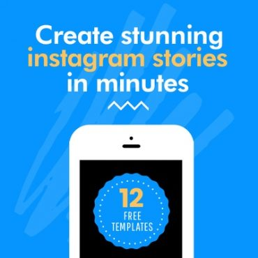 Create stunning instagram stories in minutes with these predesigned Instagram Stories Templates