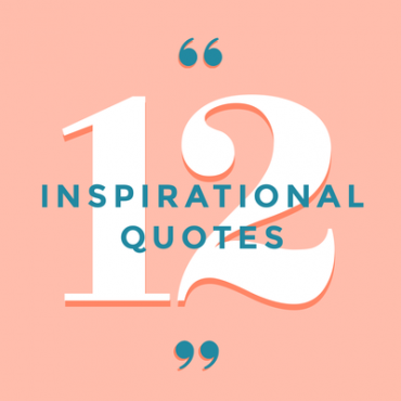 Inspirational Quote Graphic Templates