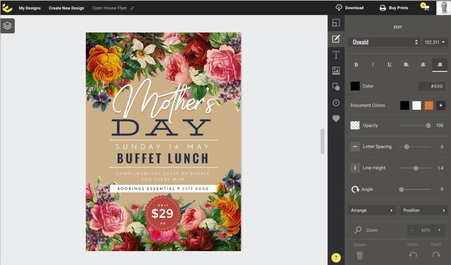 Customizable Restaurant Flyer Templates You Can Update In Minutes