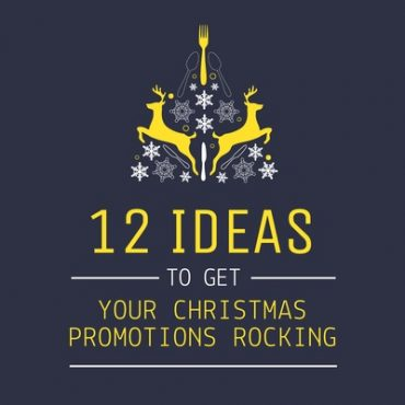 Twelve ideas to get your christmas promotion rocking