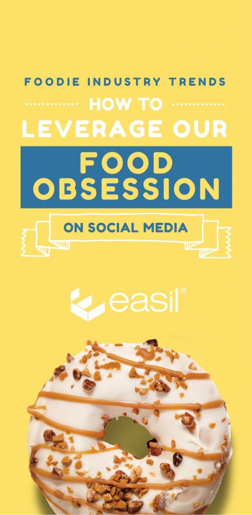 Food Industry Trends - Leveraging our foodie obsession on social media