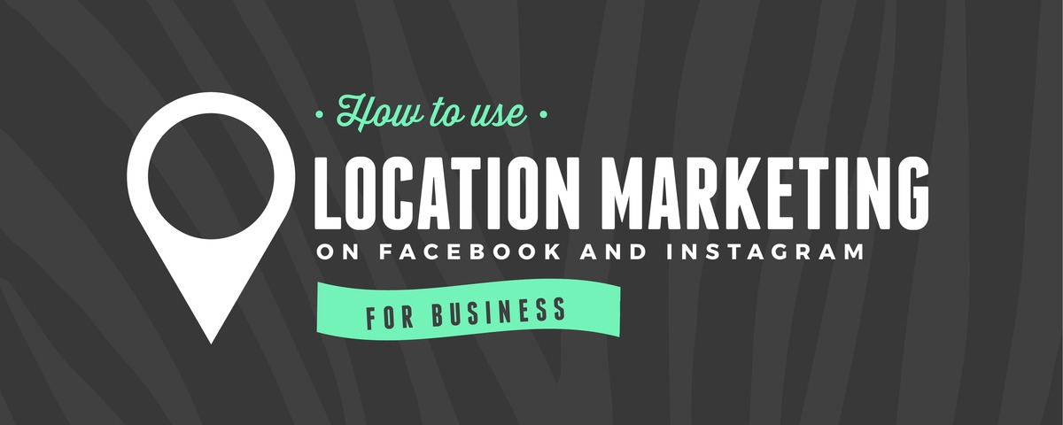 how to create a location on facebook for instagram