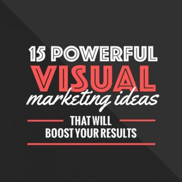 Powerful visual marketing ideas you can implement in minutes