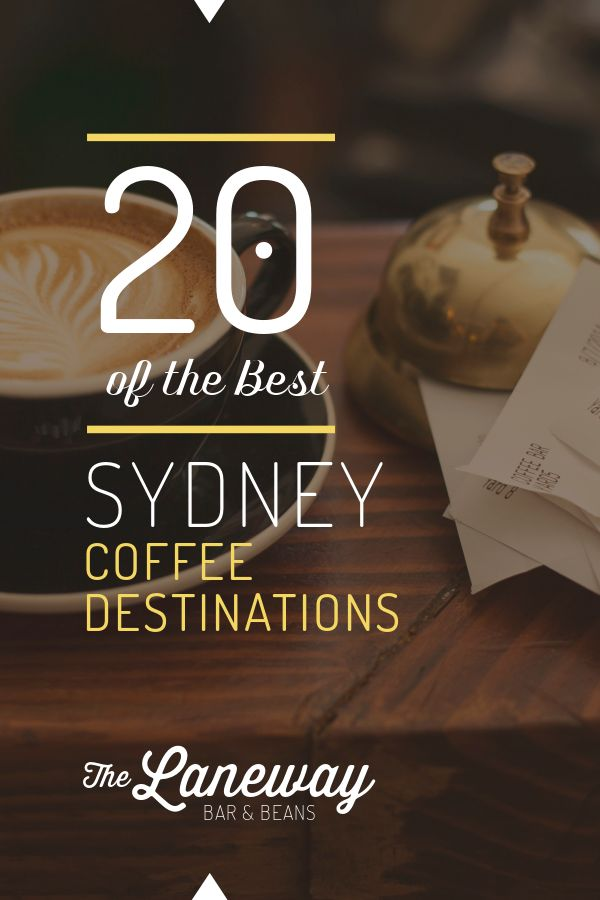 Best Sydney Coffee Destinations Template by Easil - 5 Essential Tips for Creating Pinterest Pins that Get Shared Like Crazy