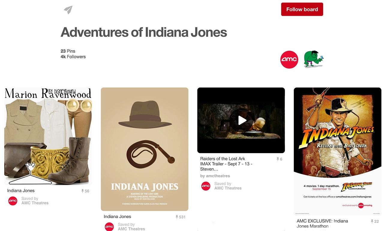 AMC on Pinterest