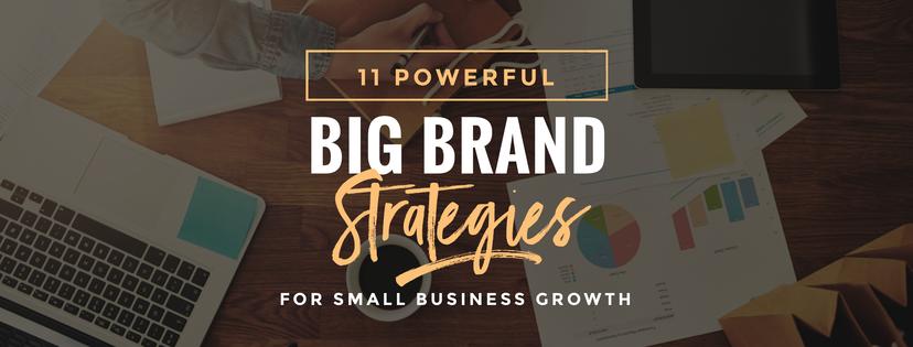 Big-brand-strategies