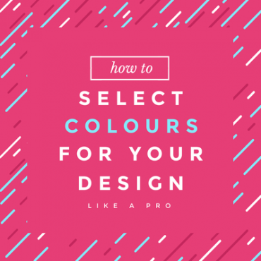 Select Colours for your design like a pro