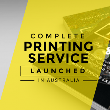 Complete Printing Service Launched