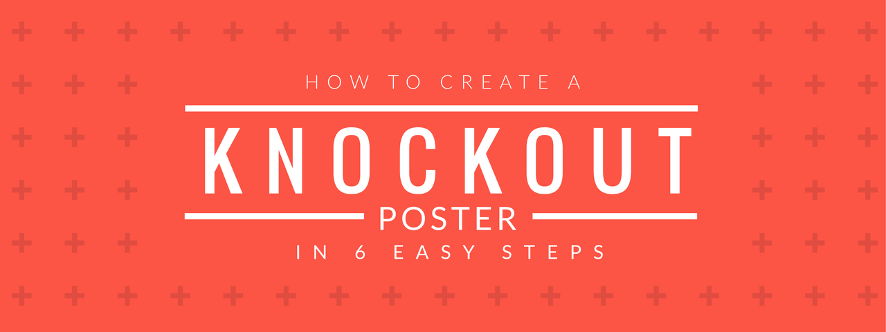 poster design how to create in 6 easy steps