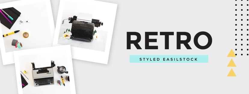 Retro EasilStock Styled stock photography