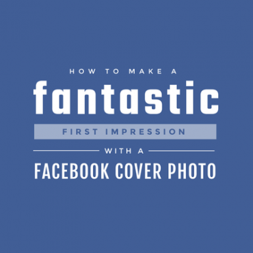 How to make a fantastic facebook cover graphic