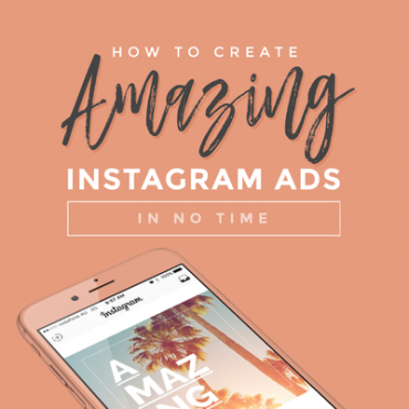 Create amazing instagram designs