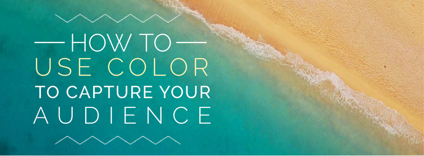 how to use colour to capture your audience