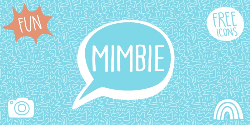 Mimbie Free Font - 73 Best Free Fonts to Create Stunning Designs