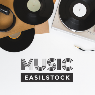 Music Flatlay Styled Stock Photography Range