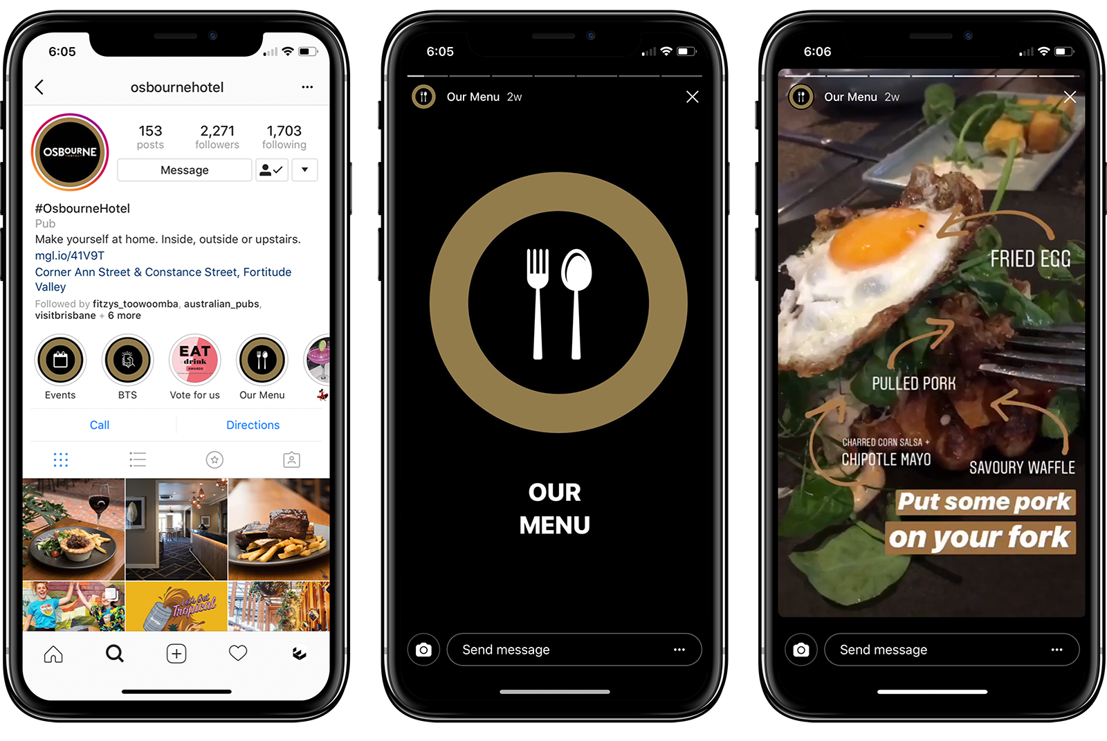 Osbourne Hotel Instagram Stories Highlight Icons - How to Create Awesome Instagram Stories Highlight Icons + Free Templates