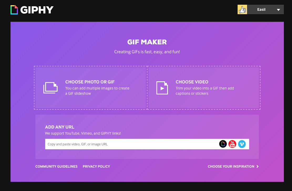 GIF Maker - 67 Awesome Visual Design Tools to Create Stunning Visual Content