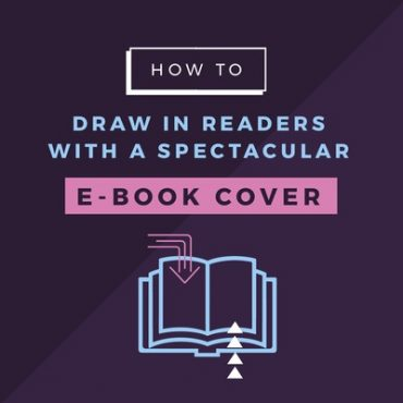 spectacular e-book cover that draw your readers in