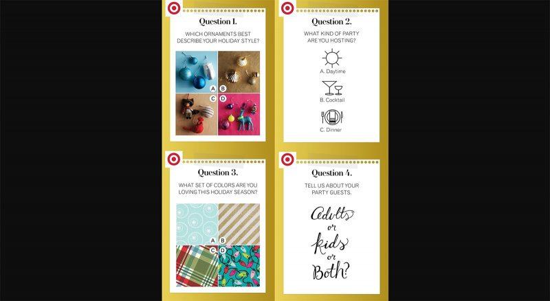 Target visual marketing ideas