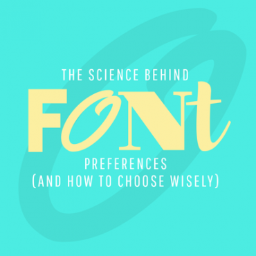 The Science Behind Font Preferences