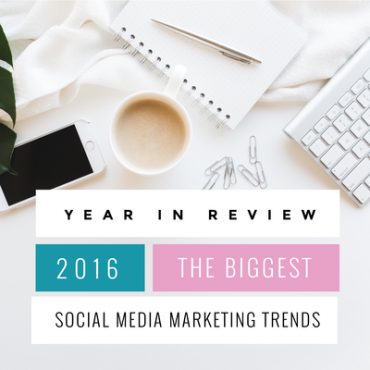The biggest social media marketing trends