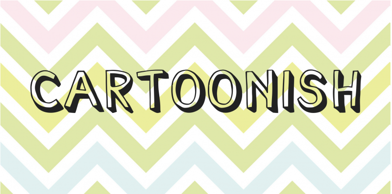 Cartoonish Font - 73 Best Free Fonts to Create Stunning Designs