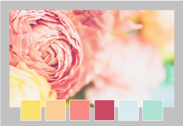 Pinterest template color picker