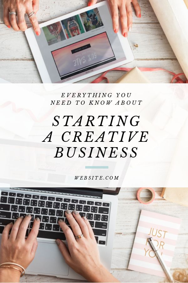 Creative Business Blog Template by Easil - 5 Essential Tips for Creating Pinterest Pins that Get Shared Like Crazy