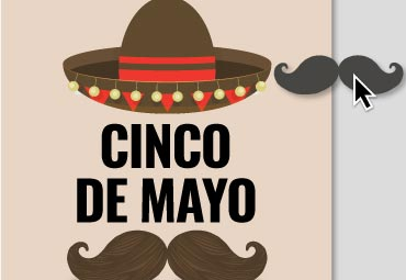 Cinco de Mayo Flyers and Templates - access dozens of Mexican-themed design elements