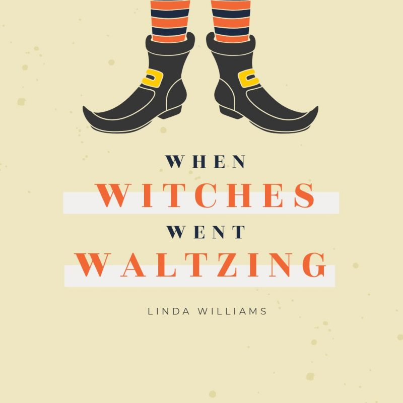 When Witches Went Walking Halloween Quotes by Easil - 22 Halloween Quotes for Spooky Social Media Posts