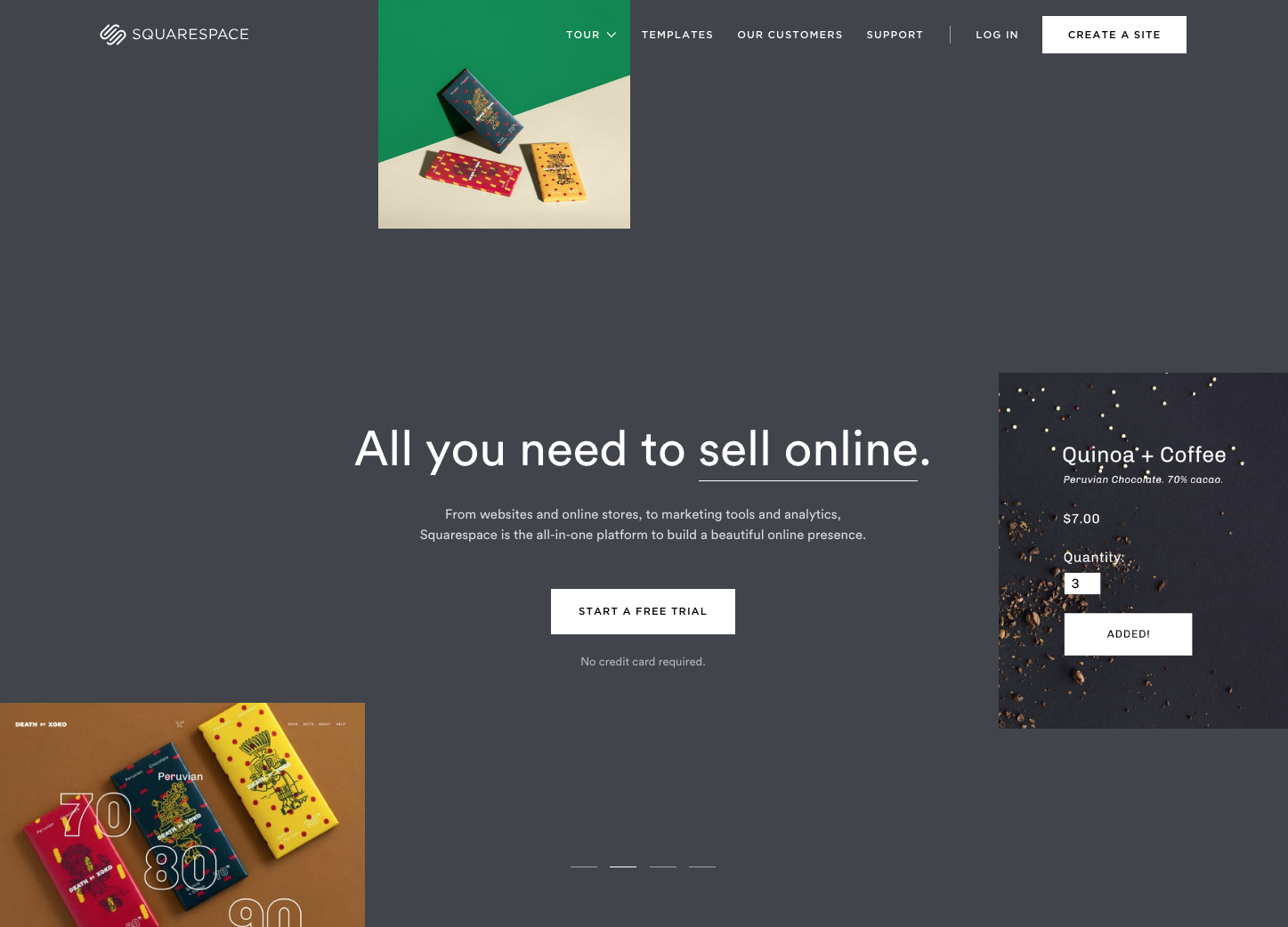 Squarespace website - 67 Awesome Visual Design Tools to Create Stunning Visual Content