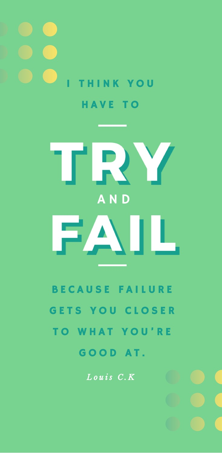 52 Inspirational Picture Quotes On Failure That Will Make